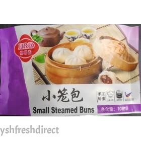 SMALL STEAMED BUNS