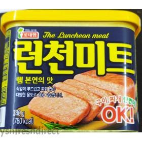 KOREA LUNCHEON MEAT