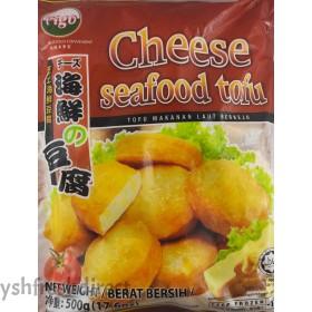 CHEESE SEAFOOD TOFU
